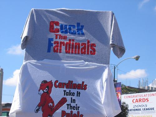Cuck the fardinal