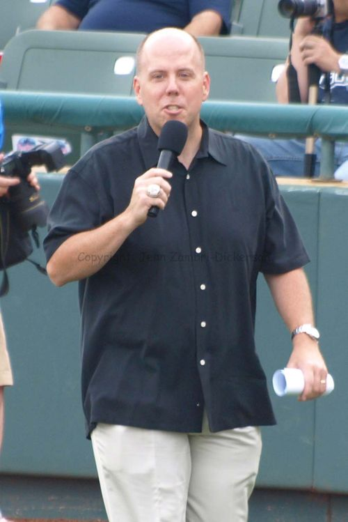 Tom McCarthy visits his old job (current Phils broadcaster)