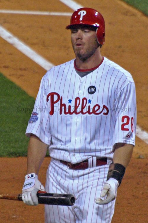 Jayson Werth unhappy with his swing